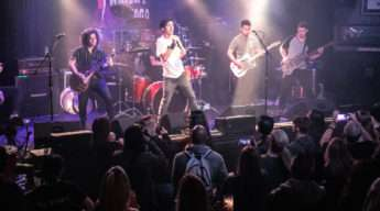 Slaves to Humanity at the Whisky A Go Go opening for Alien Antfarm with Aidan Amini on Vocals
