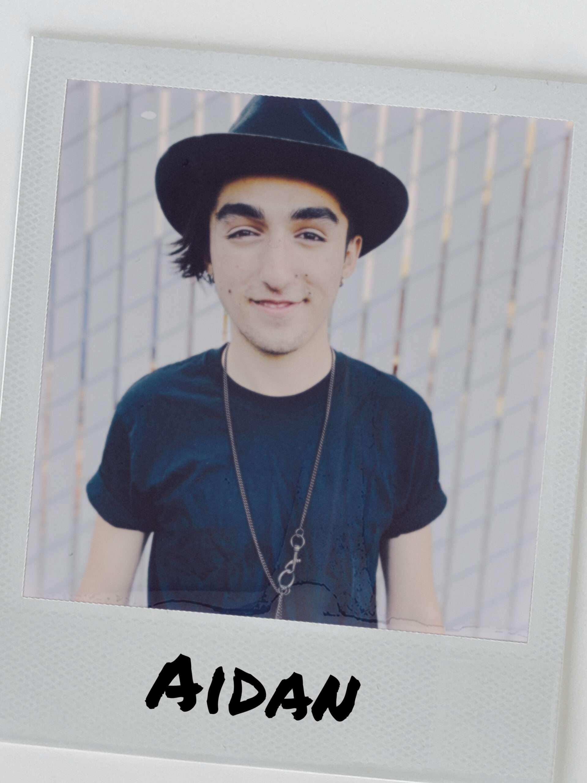 Aidan Amini - Slaves To Humanity